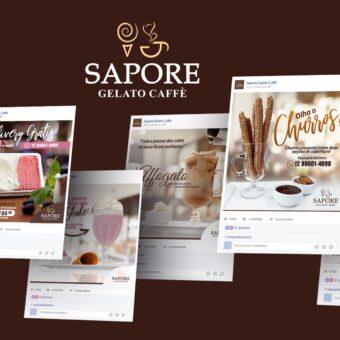 Sapore Gelato Caffé